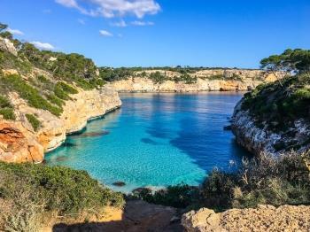 Es Caló d'es Moro, Mallorca